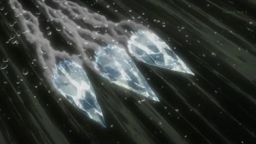 ジョジョ アニメ 第三部 第39話 氷のミサイル