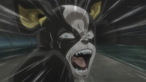 ジョジョ アニメ 第三部 第38話 イギー 絶体絶命