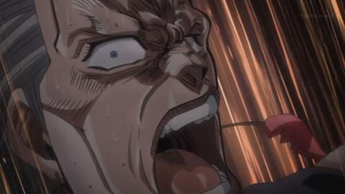 ジョジョ アニメ 第三部 第43話 「ウソをつくなああああああーーーッ!」