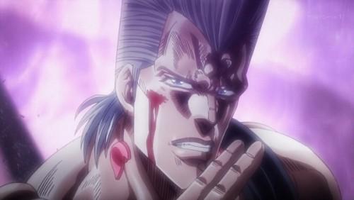 ジョジョ アニメ 第三部 第43話 「あばよ イギー」