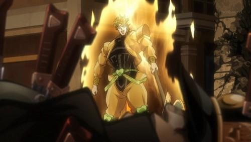 ジョジョ アニメ 第三部 第47話 「生きていると思ったのは気のせいだった」