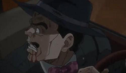 ジョジョ アニメ 第三部 第45話 上院議員