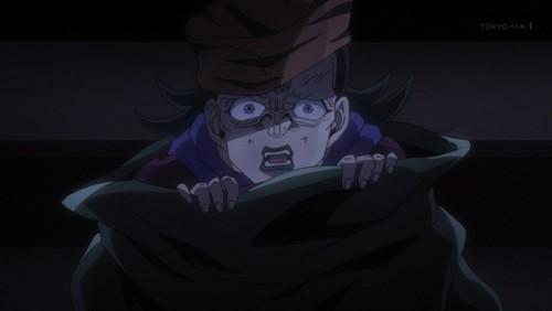 ジョジョ アニメ 第三部 第45話 ヌケサク