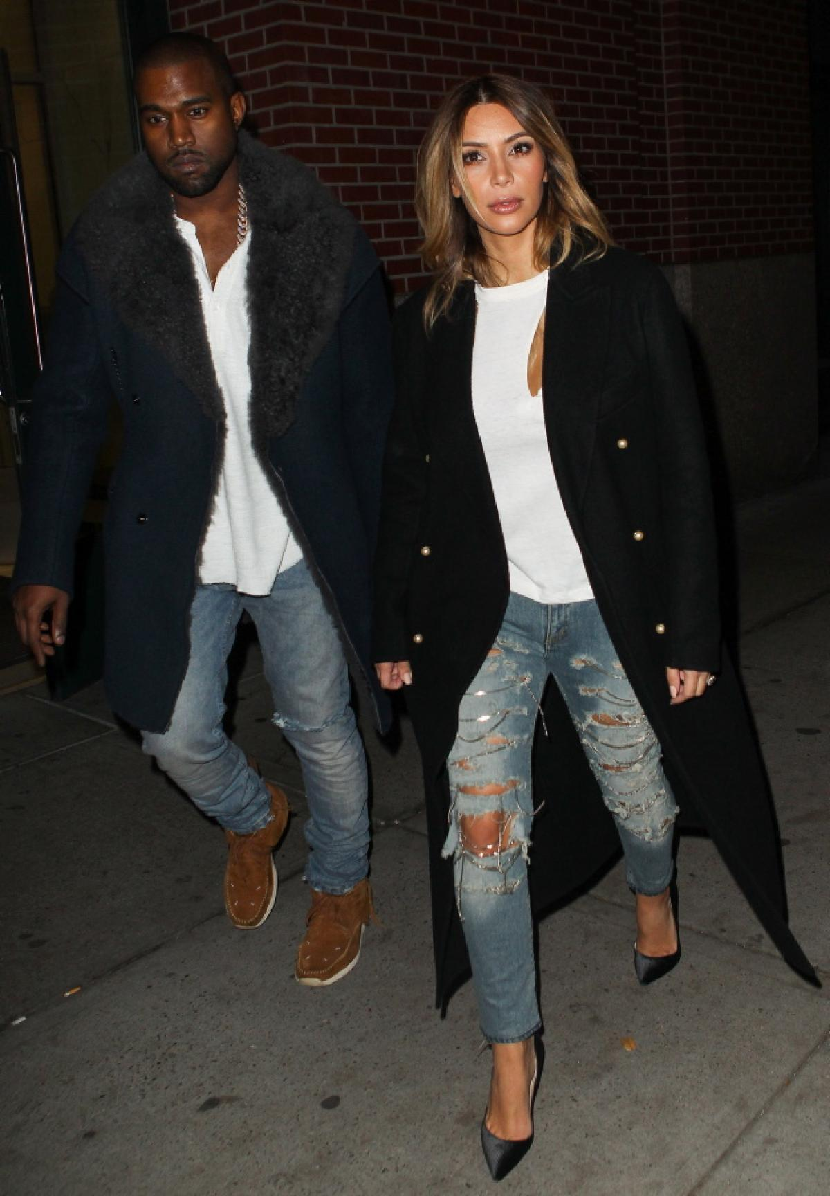 kanye-west-kim-kardashian-new-york-city