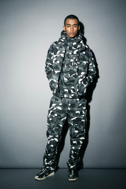 2727067e81e A BATHING APE SPRING SUMMER 2014 MENS LOOKBOOK - JoJoCrews.com