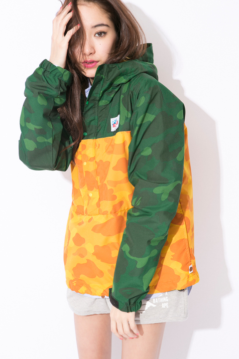 aaaffc4790d LADIES FIRST  A BATHING APE SPRING SUMMER 2014 LOOKBOOK - JoJoCrews.com