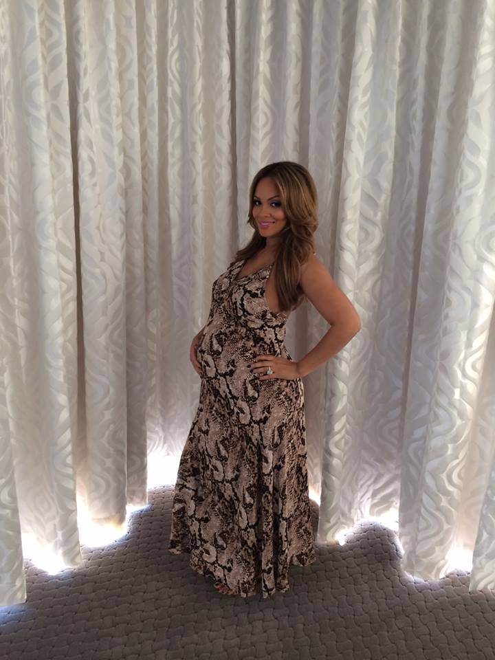 Evelyn Lozada Reveals The Sex Of Her Baby Celeb Baby Shower
