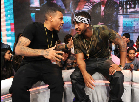 Bowwow and omarion sex tape