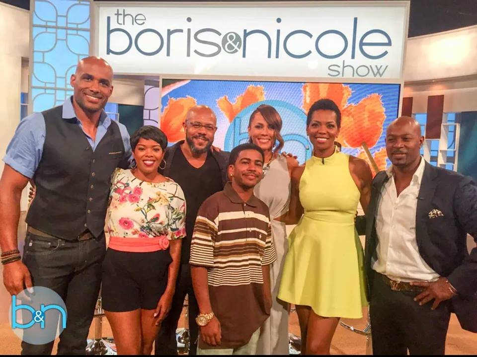 Watch The Cast Of The Soul Food Tv Series Reunites On The Boris