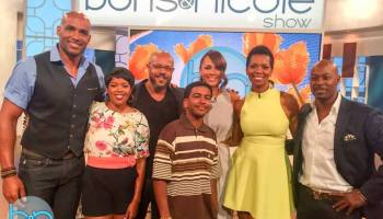 Nicole Ari Parker Boris Kodjoe Malinda Williams Tease Soul Food