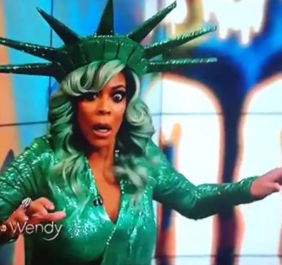 SCARY: Wendy Williams Passes Out Live on Air at Her Talk Show During Halloween Episode [Video]