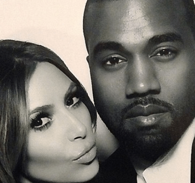 Kanye West & Kim Kardashian Reveal New Baby Girl's Name: Chicago West