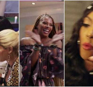 MUST SEE: Eva Marcille Shakes Things Up, Marlo & Porsha Get Physical, Kandi vs. Cynthia, Kim & Nene, Kenya Quits? & Much More in EXPLOSIVE 'RHOA' Season 10 Midseason Trailer [Video]
