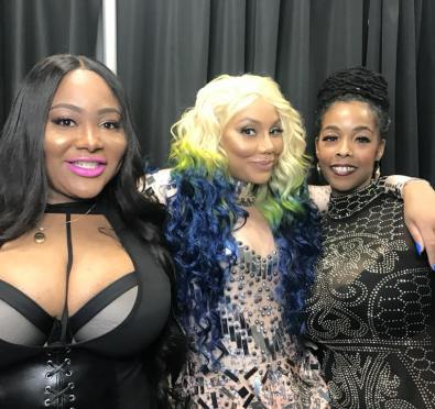 The Shade! Xscape Reportedly Shut Down Tamar Braxton's Plans To Bring Out Khia & TS Madison at 'The Great Xscape Tour' In Atlanta on NYE, TS Sounds Off [Videos/Pics]