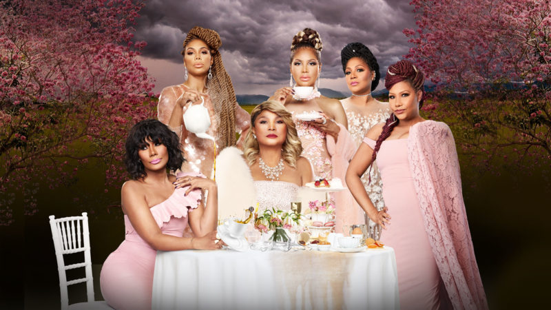 Is This The End? WEtv Unveils 'Braxton Family Values' Season 6 First Look Confirming The Girls Stopped Filming, Drama Is At All Time High [Video]