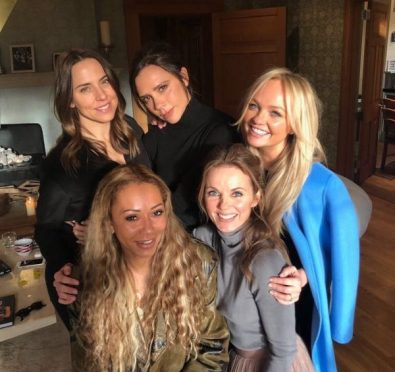 """Not So Fast: Victoria Bechkam Shuts Down Reported Spice Girls Reunion Tour Talk """"I'm NOT Going On Tour, The Girls Aren't Going on Tour"""""""