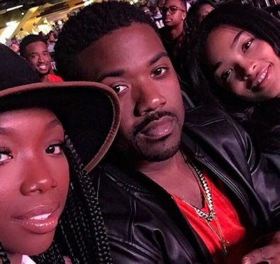 When The Family Feuds: Princess Love Threatens To Expose Brandy Following Heated Incident at Her Gender Reveal Party w/ Ray J and Baby Shower No Show [Pics]