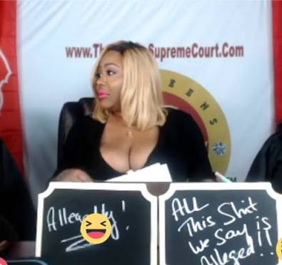 Did You Miss It? TS Madison Returns From Hiatus with 'The Queens Supreme Court' and Special Guest Co-Hosts Lil' Mo & Shekinah Jo [Video]