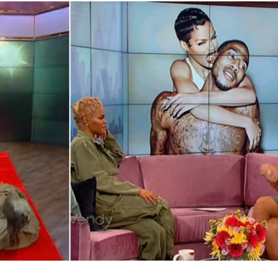 Watch: Teyana Taylor Dishes on New 'Teyana & Iman' VH1 Reality Show, Kanye West Executive Producing Her Entire New Album & Vogues It Out at 'The Wendy Williams Show'