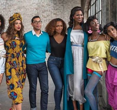 FX Announces New Ryan Murphy LGBTQ Ballroom Themed Series 'Pose' To Feature Largest Cast of Transgender Actors Ever [Trailer]