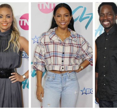 Exclusive: Karrueche Tran & Harold Perrineau Dish on 'Claws' Season 2, Possible 'OZ' Reboot & More+Gizelle Bryant Spills 'RHOP' Tea, Talks New Beauty Line at 'Claws' D.C. Screening with Jojocrews [Videos/Photos]