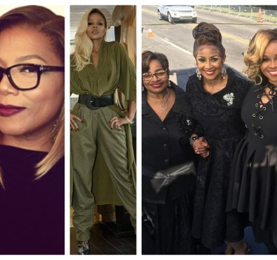 Missy Elliott, Queen Latifah & Mary J. Blige Set To Executive Produce The Clark Sisters Biopic