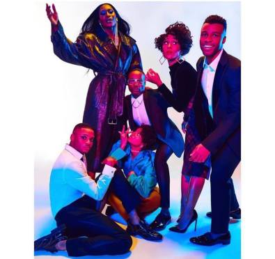 Pose For The Camera Now: The Cast of 'POSE' Land Coveted Spot on EBONY Power 100 List [Photos/Video]