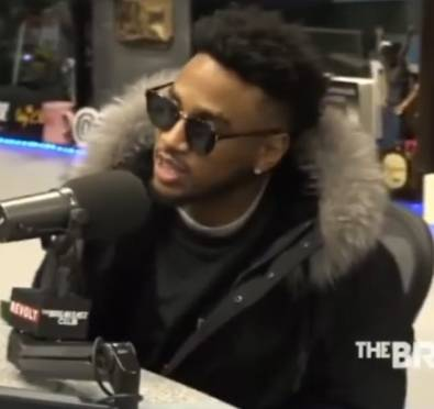 """NOT Here For It: Trey Songz Gets Combative, Trashes 'The Breakfast Club' Hosts In Person For """"Bad Journalism"""" In Awkward, Ego Fueled Interview [Video]"""