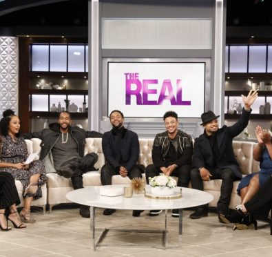 Watch: B2K Open Up on Reuniting, Drops Tea on New Tour, Whether They Are Recording New Album & More at 'The Real'