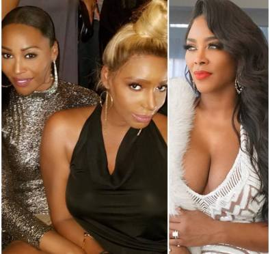 "The Door Is Closed: Nene Leakes Slams ""Co-Worker"" Cynthia Bailey Over Kenya Moore Drama, Shades Cast Mates+Confirms Unfollowing Them After 'RHOA' Reunion [Video]"