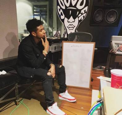 Here For It: Usher Teases Long Awaited 'Confessions 2' Album