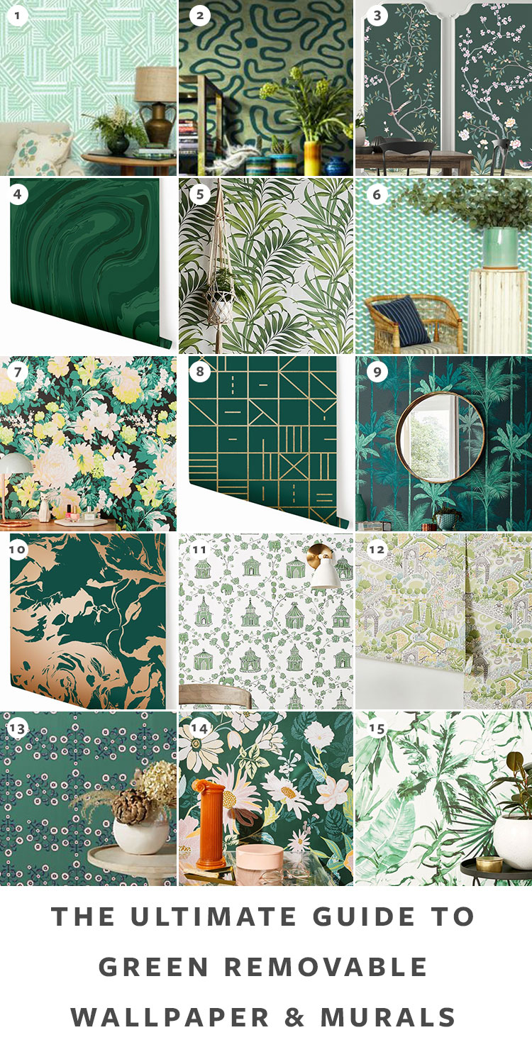 The Ultimate Guide To Removable Wallpaper The Best Patterns