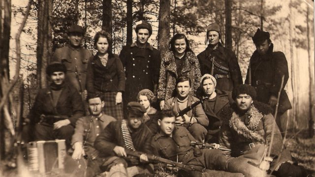 Four Winters: A Story of Jewish Partisan Resistance and Bravery in WWII