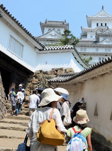 8月4日(火)  姫路城