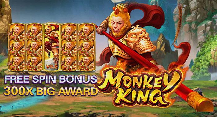Slot Monkey King