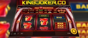 Slot Red Diamond
