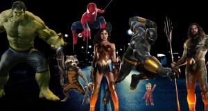 Ultimate Superhero Movie