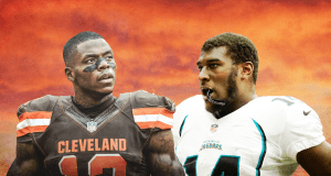 josh gordon vs. justin blackmon