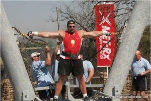 sport of strongman