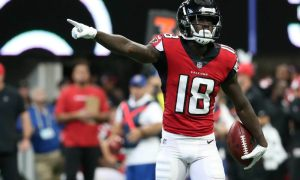 calvin ridley and more picks for your daily fantasy lineup in week 4
