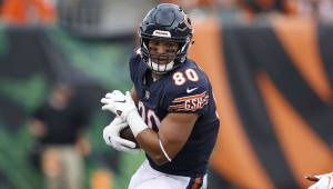 Trey Burton and more picks for your daily fantasy lineup in week 4