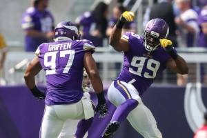 Vikings D/ST and more picks for your daily fantasy lineup in Week 3