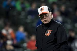 Buck Showalter exits as the future of the baltimore orioles begins to take shape