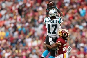 Devin Funchess and more picks for your daily fantasy lineup in week 7
