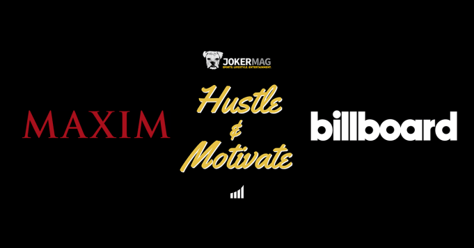 hustle & motivate episode 3 chatting with Brandon Friederich a staff writer at Maxim Magazine and contributor at Billboard
