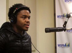 19-year-old entrepreneur Jah'Fear Toler talks about his journey on a radio show