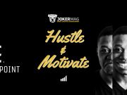 Jacolby Gilliam joins Tyler O'Shea on the Hustle & Motivate podcast to talk about his underdog story and why he founded 9INE POINT Magazine