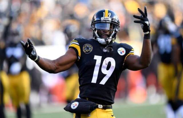 JuJu Smith Schuster and more picks for your daily fantasy lineup in Week 6
