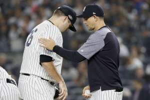 Lance Lynn and what went wrong for the 2018 new york yankees