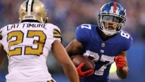 Sterling Shepard and more picks for you daily fantasy lineup in week 10
